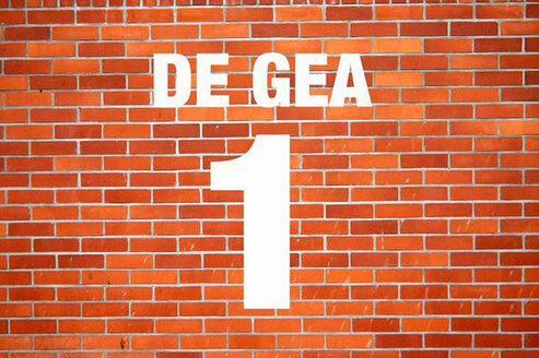 De Gea wall