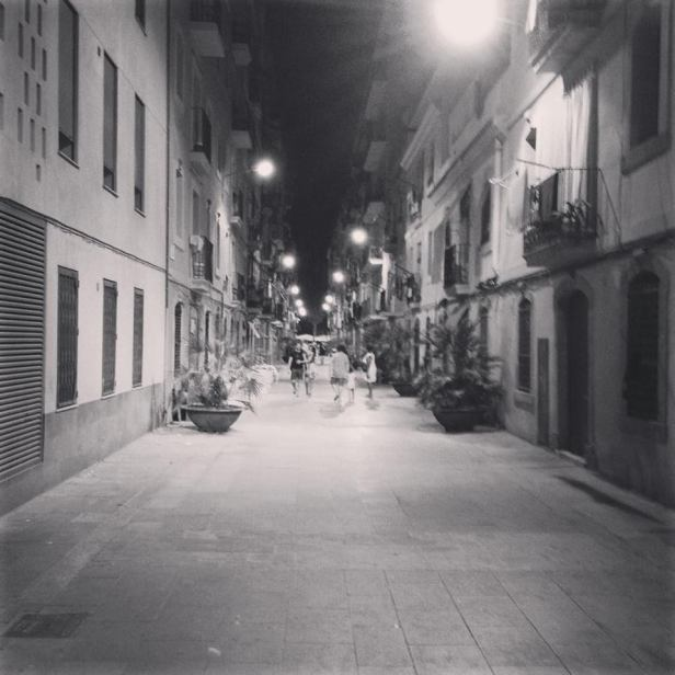 My favourite picture of the trip - an old street near the Barcoloneta beach. I tried to take photos that I thought told a story, rather than experience Barcelona through a camera lens. I'll talk more about this area later on.